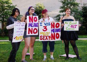 Slutwalk in Knoxville